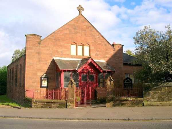 Barrhead Methodist Church (old building)