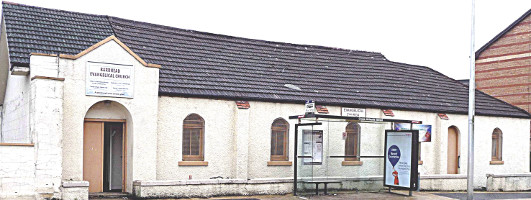Barrhead Evangelical Church Hall